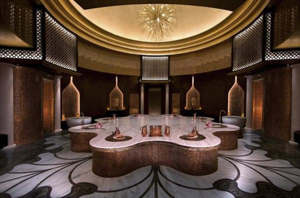 ANANTARA SPA AL DESERT ISLANDS RESORT & SPA - Abu Dhabi