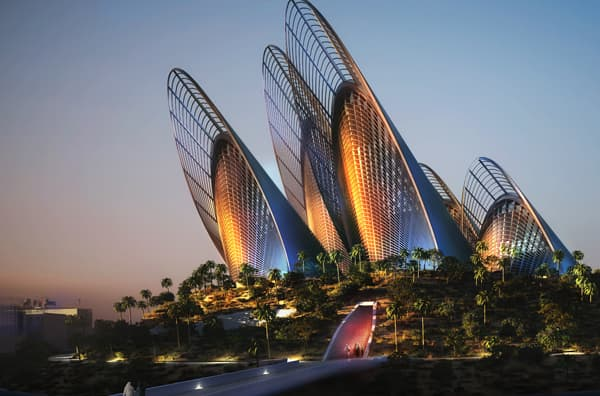 Lo Zayed National Museum